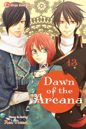 Dawn of the Arcana, Volume 13