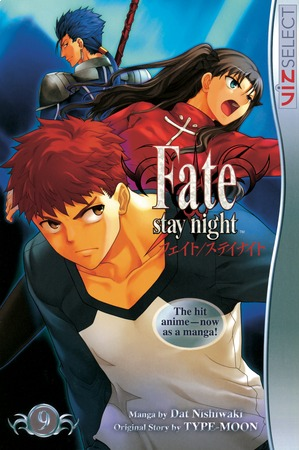 Fate/stay night Vol. 9: Fate/stay night, Volume 9