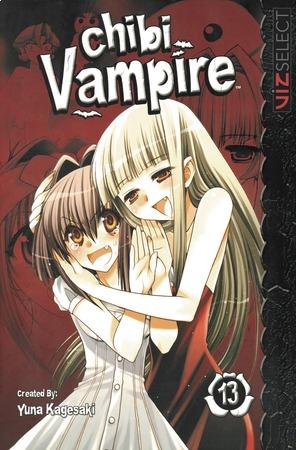 Chibi Vampire, Volume 13