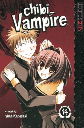Chibi Vampire, Volume 14