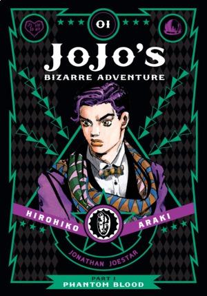JoJo's Bizarre Adventure: Part 1--Phantom Blood, Volume 1