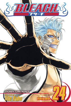 Bleach Vol. 24: Immanent God Blues
