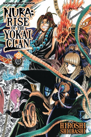 Nura: Rise of the Yokai Clan Vol. 23: The Great Kyushu Yokai Battle