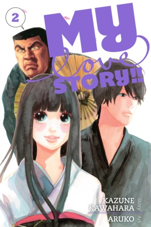 My Love Story!! Vol. 2: My Love Story!!, Volume 2