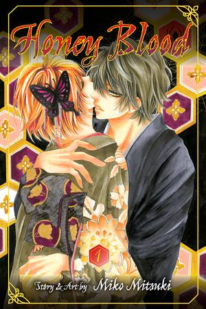Honey Blood Vol. 1: Honey Blood, Volume 1