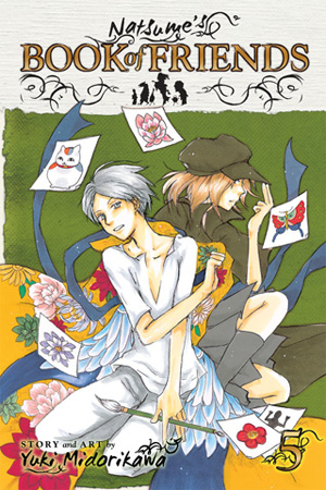 Natsume's Book of Friends, Volume 5