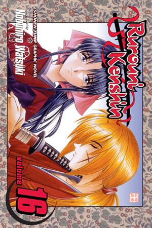 Rurouni Kenshin Vol. 16: Providence