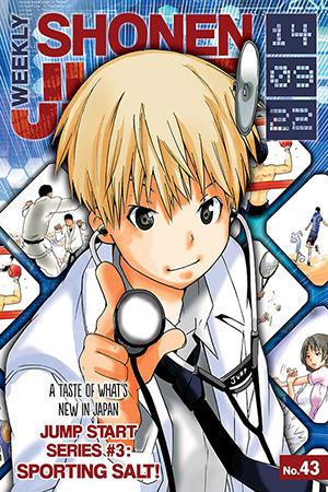 VIZ | Read Weekly Shonen Jump Sep 22, 2014 Issue