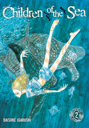 Children of the Sea Vol. 2: Children of the Sea, Volume 2