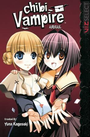 Chibi Vampire Airmail, Volume 1