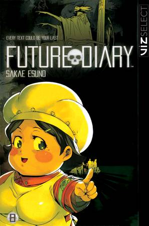Future Diary Vol. 8: Future Diary, Volume 8