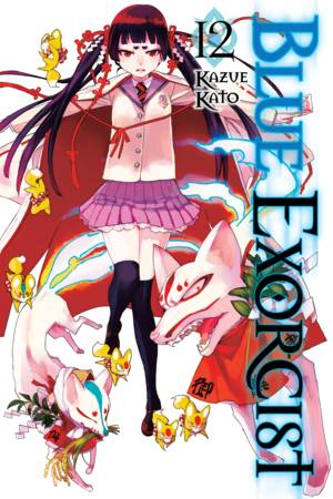 Blue Exorcist Vol. 12: Blue Exorcist, Volume 12