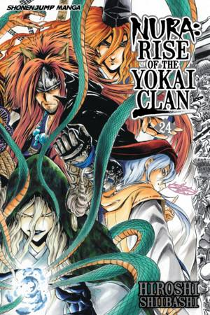 Nura: Rise of the Yokai Clan Vol. 24: Battle of Aoi Spiral Castle