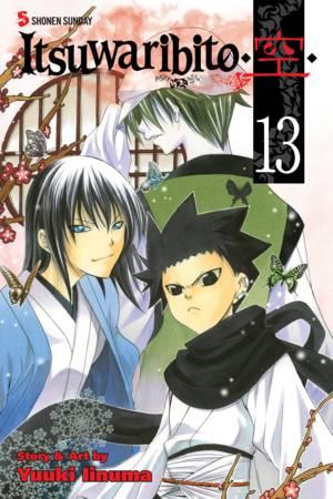 Itsuwaribito  Vol. 13: Itsuwaribito , Volume 13