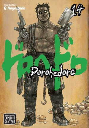 Dorohedoro, Volume 14
