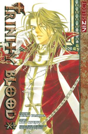 Trinity Blood, Volume 11