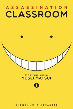Assassination Classroom Vol. 1: Free Preview!!