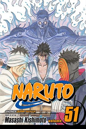Naruto Vol. 51: Sasuke vs. Danzo