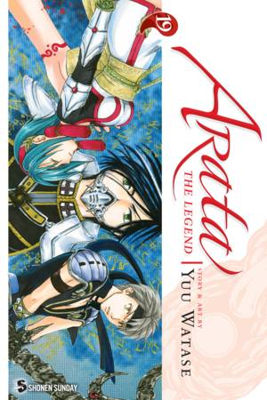 Arata: The Legend, Volume 19