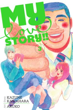 My Love Story!!, Volume 3