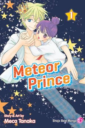 Meteor Prince Vol. 1: Meteor Prince, Volume 1