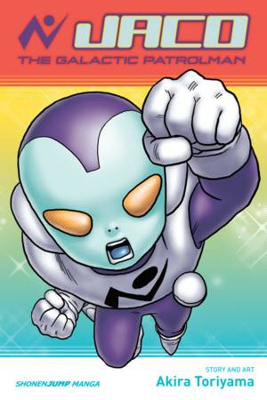 Jaco the Galactic Patrolman: Free Preview!!