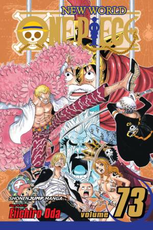 One Piece Vol. 73: Operation Dressrosa S.O.P.
