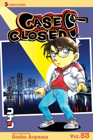 Case Closed Vol. 53: From Kaito with Love