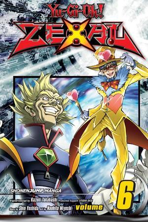 Yu-Gi-Oh! Zexal Vol. 6: Yu-Gi-Oh! Zexal, Volume 6