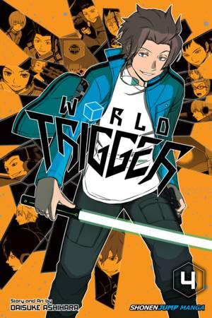 World Trigger Vol. 4: World Trigger, Volume 4