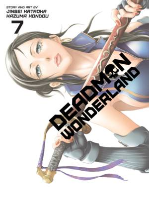 Deadman Wonderland, Volume 7