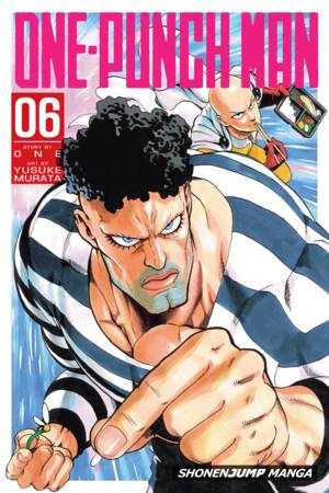 One-Punch Man Vol. 6: One-Punch Man, Volume 6