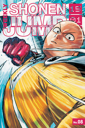 Weekly Shonen Jump: Jan 19, 2015