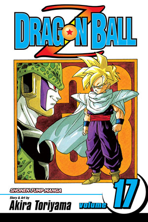 Dragon Ball Z Vol. 17: The Cell Game