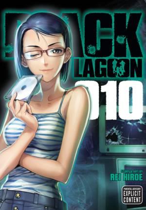 Black Lagoon Vol. 10: Black Lagoon, Volume 10