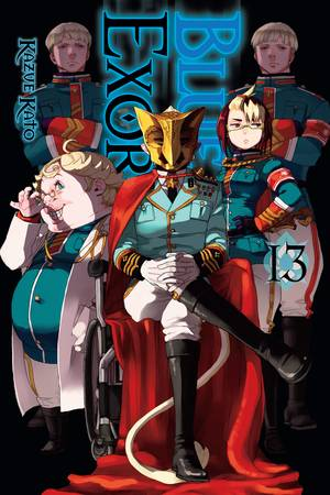 Blue Exorcist Vol. 13: Blue Exorcist, Volume 13