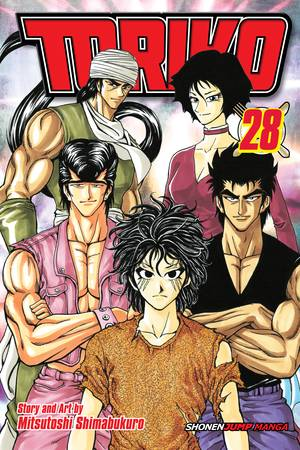 Toriko Vol. 28: The Tiger's Tears