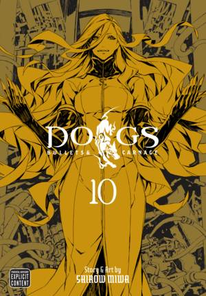 DOGS Vol. 10: Dogs, Volume 10