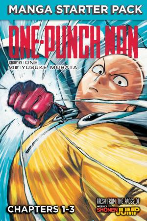One-Punch Man Vol. 1: One-Punch Man Special Preview