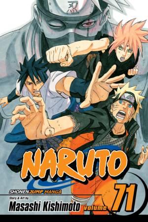 Naruto Vol. 71: I Love You Guys
