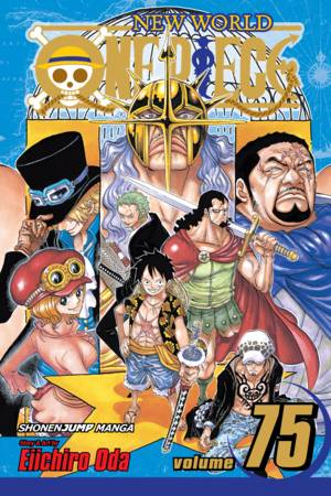 One Piece Vol. 75: Repaying the Debt