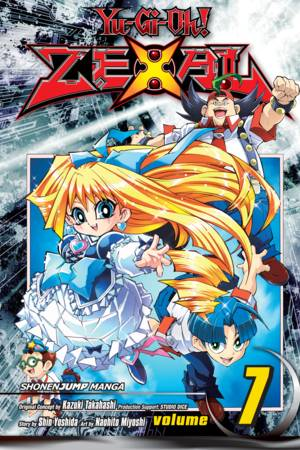 Yu-Gi-Oh! Zexal Vol. 7: Yu-Gi-Oh! Zexal, Volume 7