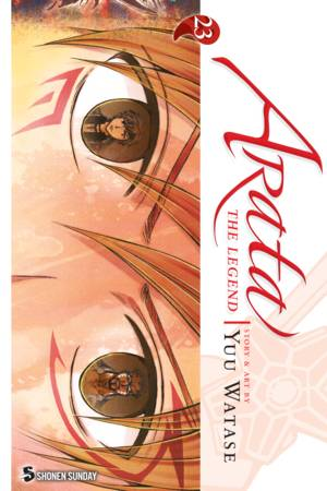Arata: The Legend Vol. 23: Arata: The Legend, Volume 23