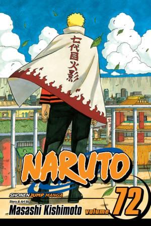 Naruto Vol. 72: Uzumaki Naruto