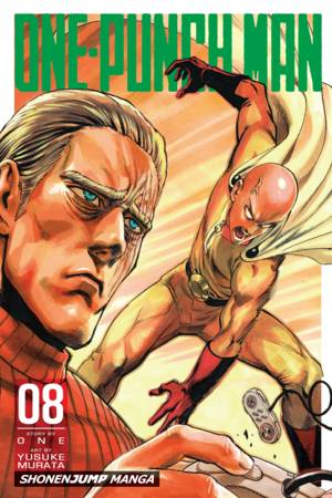One-Punch Man Vol. 8: One-Punch Man, Volume 8