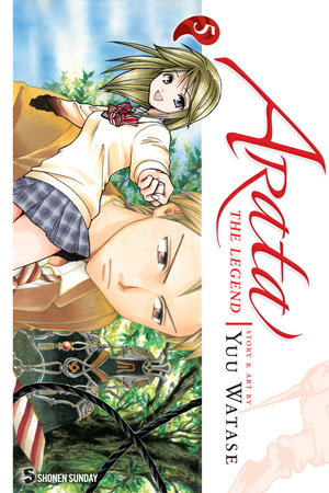 Arata: The Legend, Volume 5