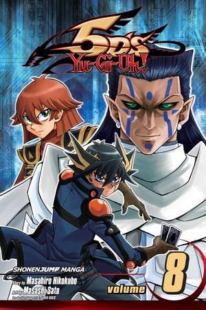 Yu-Gi-Oh! 5D's Vol. 8: Light Sense!!