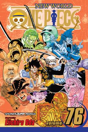 One Piece Vol. 76: Just Keep Going