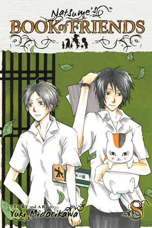 Natsume's Book of Friends Vol. 8: Natsume's Book of Friends, Volume 8