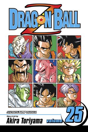 Dragon Ball Z Vol. 25: Last Hero Standing!